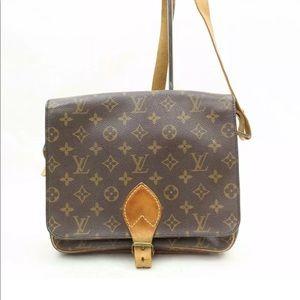 4cbad42084b6 Louis Vuitton Bags - Authentic Louis Vuitton Cartoucheire Crossbody Bag